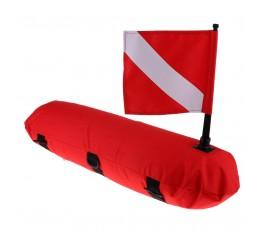 Надувной плавающий буй с флагом (тестовый товар)