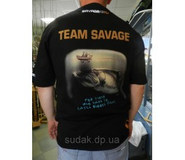 Футболка Savage Gear